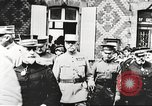 Image of John Pershing reviews forces in France France, 1917, second 36 stock footage video 65675063088