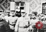 Image of John Pershing reviews forces in France France, 1917, second 37 stock footage video 65675063088