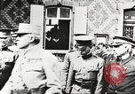 Image of John Pershing reviews forces in France France, 1917, second 38 stock footage video 65675063088