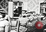 Image of John Pershing reviews forces in France France, 1917, second 39 stock footage video 65675063088