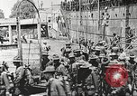 Image of United States soldiers arriving in France World War 1 France, 1917, second 3 stock footage video 65675063089