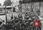 Image of United States soldiers arriving in France World War 1 France, 1917, second 5 stock footage video 65675063089