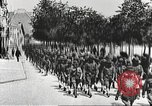 Image of United States soldiers arriving in France World War 1 France, 1917, second 6 stock footage video 65675063089