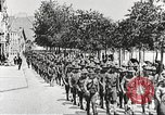 Image of United States soldiers arriving in France World War 1 France, 1917, second 7 stock footage video 65675063089