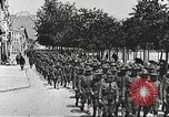 Image of United States soldiers arriving in France World War 1 France, 1917, second 8 stock footage video 65675063089