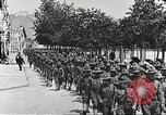 Image of United States soldiers arriving in France World War 1 France, 1917, second 9 stock footage video 65675063089
