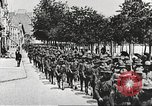 Image of United States soldiers arriving in France World War 1 France, 1917, second 11 stock footage video 65675063089
