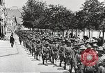 Image of United States soldiers arriving in France World War 1 France, 1917, second 12 stock footage video 65675063089