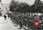 Image of United States soldiers arriving in France World War 1 France, 1917, second 13 stock footage video 65675063089