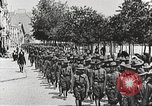 Image of United States soldiers arriving in France World War 1 France, 1917, second 14 stock footage video 65675063089