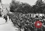 Image of United States soldiers arriving in France World War 1 France, 1917, second 15 stock footage video 65675063089
