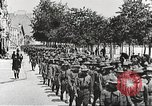 Image of United States soldiers arriving in France World War 1 France, 1917, second 16 stock footage video 65675063089