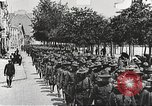 Image of United States soldiers arriving in France World War 1 France, 1917, second 18 stock footage video 65675063089