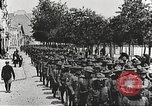 Image of United States soldiers arriving in France World War 1 France, 1917, second 19 stock footage video 65675063089