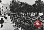 Image of United States soldiers arriving in France World War 1 France, 1917, second 20 stock footage video 65675063089