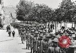 Image of United States soldiers arriving in France World War 1 France, 1917, second 23 stock footage video 65675063089