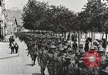 Image of United States soldiers arriving in France World War 1 France, 1917, second 24 stock footage video 65675063089