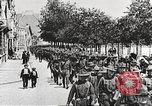 Image of United States soldiers arriving in France World War 1 France, 1917, second 28 stock footage video 65675063089