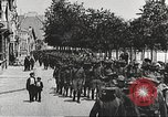Image of United States soldiers arriving in France World War 1 France, 1917, second 29 stock footage video 65675063089