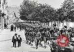 Image of United States soldiers arriving in France World War 1 France, 1917, second 30 stock footage video 65675063089