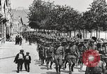 Image of United States soldiers arriving in France World War 1 France, 1917, second 31 stock footage video 65675063089