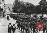 Image of United States soldiers arriving in France World War 1 France, 1917, second 32 stock footage video 65675063089