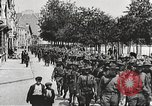 Image of United States soldiers arriving in France World War 1 France, 1917, second 33 stock footage video 65675063089