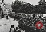 Image of United States soldiers arriving in France World War 1 France, 1917, second 34 stock footage video 65675063089