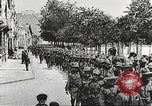 Image of United States soldiers arriving in France World War 1 France, 1917, second 35 stock footage video 65675063089