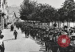 Image of United States soldiers arriving in France World War 1 France, 1917, second 39 stock footage video 65675063089
