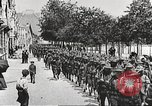 Image of United States soldiers arriving in France World War 1 France, 1917, second 40 stock footage video 65675063089