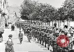 Image of United States soldiers arriving in France World War 1 France, 1917, second 42 stock footage video 65675063089