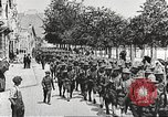 Image of United States soldiers arriving in France World War 1 France, 1917, second 43 stock footage video 65675063089