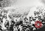 Image of United States soldiers arriving in France World War 1 France, 1917, second 51 stock footage video 65675063089