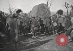 Image of US Army World War 1 encampment Bethincourt France, 1917, second 29 stock footage video 65675063090