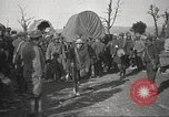 Image of US Army World War 1 encampment Bethincourt France, 1917, second 30 stock footage video 65675063090