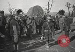 Image of US Army World War 1 encampment Bethincourt France, 1917, second 31 stock footage video 65675063090