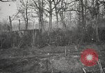 Image of US Army World War 1 encampment Bethincourt France, 1917, second 49 stock footage video 65675063090