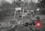 Image of US Army World War 1 encampment Bethincourt France, 1917, second 61 stock footage video 65675063090