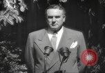 Image of Brien McMahon United States USA, 1949, second 5 stock footage video 65675063091