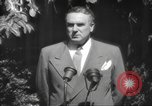 Image of Brien McMahon United States USA, 1949, second 12 stock footage video 65675063091