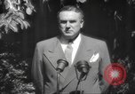 Image of Brien McMahon United States USA, 1949, second 14 stock footage video 65675063091