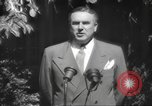 Image of Brien McMahon United States USA, 1949, second 21 stock footage video 65675063091