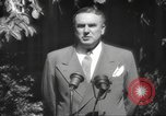 Image of Brien McMahon United States USA, 1949, second 22 stock footage video 65675063091