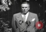 Image of Brien McMahon United States USA, 1949, second 24 stock footage video 65675063091