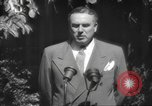 Image of Brien McMahon United States USA, 1949, second 28 stock footage video 65675063091