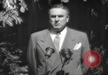 Image of Brien McMahon United States USA, 1949, second 30 stock footage video 65675063091