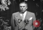 Image of Brien McMahon United States USA, 1949, second 31 stock footage video 65675063091