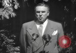 Image of Brien McMahon United States USA, 1949, second 37 stock footage video 65675063091