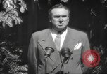 Image of Brien McMahon United States USA, 1949, second 39 stock footage video 65675063091